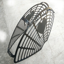 Bicycle Rear Seat Safety Net