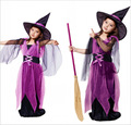 Baby Girls Clothes Halloween Carnival Role Play Costume Childrens Europe and America Cosplay Dresses Children Kids Clothing