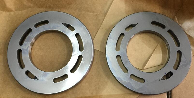 Sauer pump spare parts PV22 oil pump parts bearing plate valve plate accessoires oil pump spare parts 83mm dia 6 blades blower wheel impeller