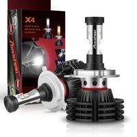 Autofeel H4 H7 H11 H13 9004 9005 Car Light X4 Headlight Bulbs 8000LM Kit 12v 72W