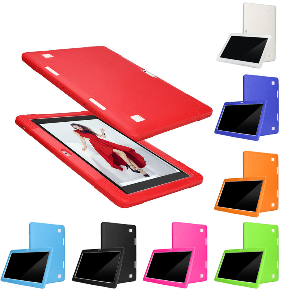 Universal Silicone Cover Case For 10 10.1 Inch Android Tablet PC Silicone Cover Case For 10 10.1 Inch Android Tablet PC M.13