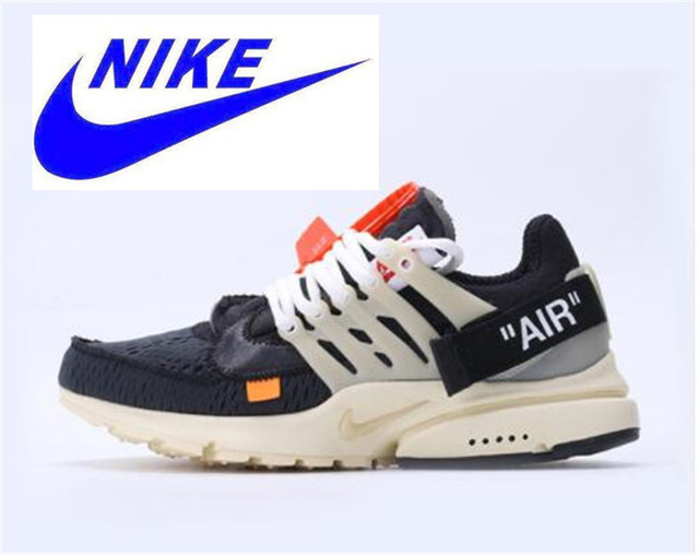 NIKE X OFF-WHITE AIR PRESTO THE TEN Men Women Running Shoes Sneakers  Outdoor Walkng Jogging Sneakers 40-45 7636f65028