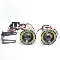 1 Pair Car 30W 3 5 89mm LED DRL Headlight Headlamp Driving Daytime Running Fog Safety