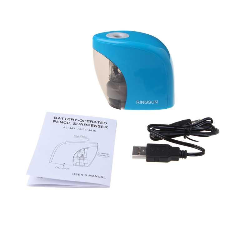 السيارات الكهربائية براية أقلام بطارية/USB بالطاقة لجرافيت ملون برايات أقلام رصاص