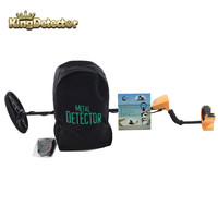 Fully Waterproof Metal Detctors Exclusive Target ID Technology Patented Discrimination Features MD 6350 Metal Detector