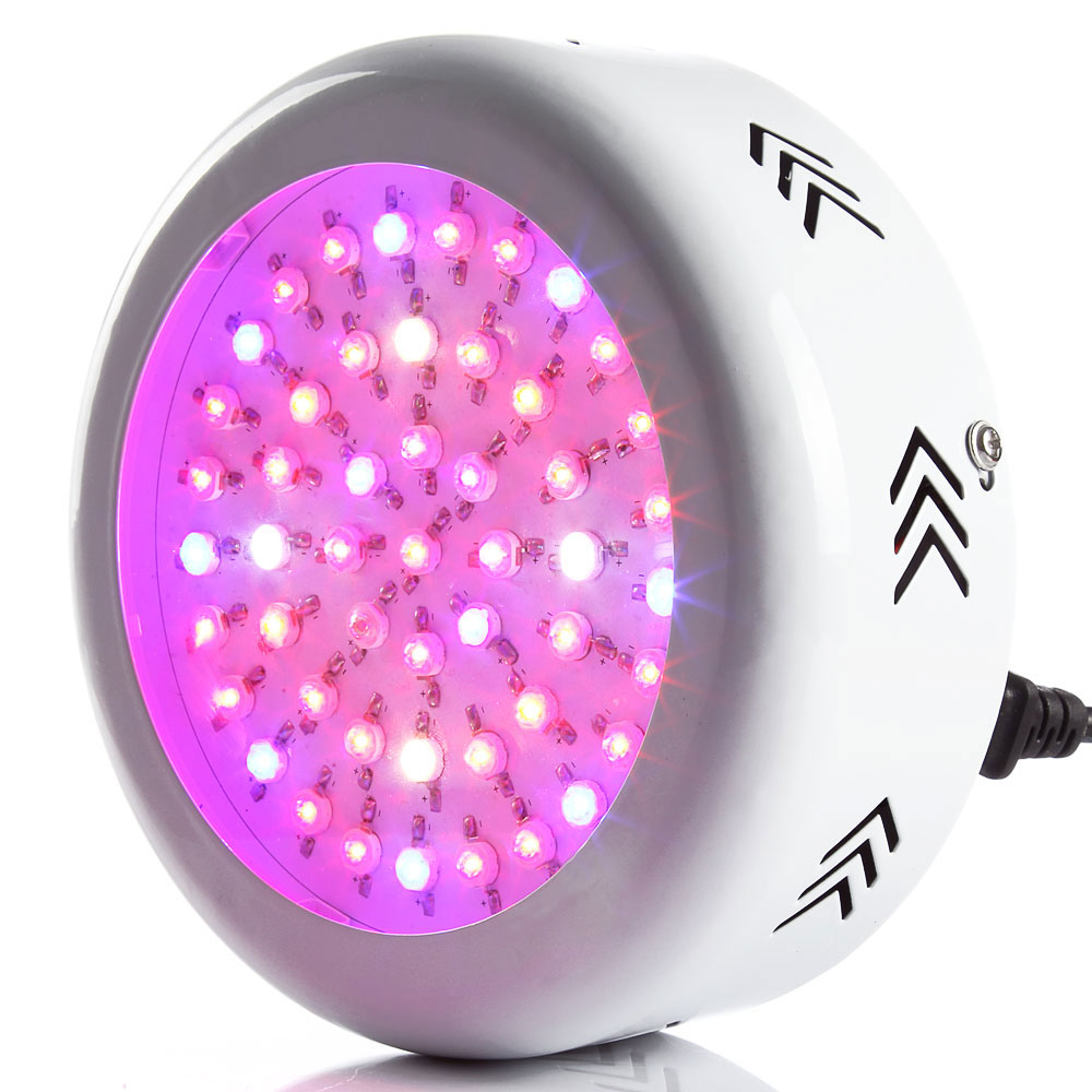 3pcs/lot UFO 150W Full Spectrum Led Grow lights Hydroponic Systems Grow Box Led Lamps For Plant Vegetable Grow Greenhouse Plant 3pcs newest ufo 150w led grow light full spectrum 50x3w led chip plant growing lamp for flower vegetables express free shipping