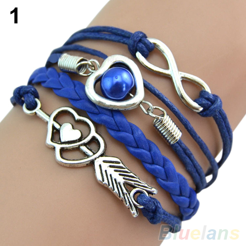 Bracelet Leather Bangle Lovers Gift 1