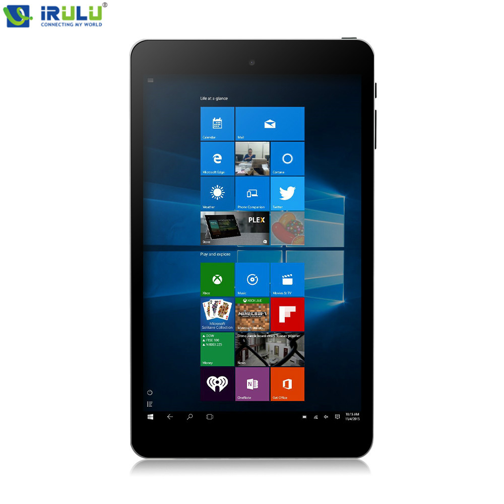 irulu walknbook mini 8 1280 800 ips windows 10 intel baytrail t quad core tablet pc 1gb 32gb 2. Black Bedroom Furniture Sets. Home Design Ideas