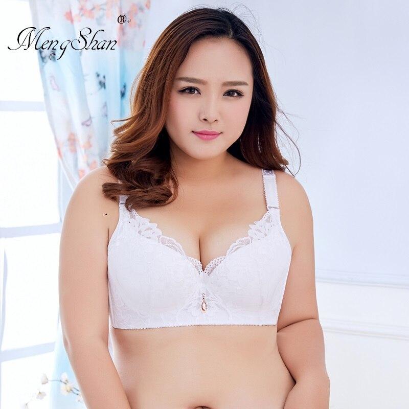 Large Bra Underwear Fat MM110 Kinds bras for women Increase fertilizer Lace tradition big size bra Breast collection plus size in Bras from Underwear Sleepwears
