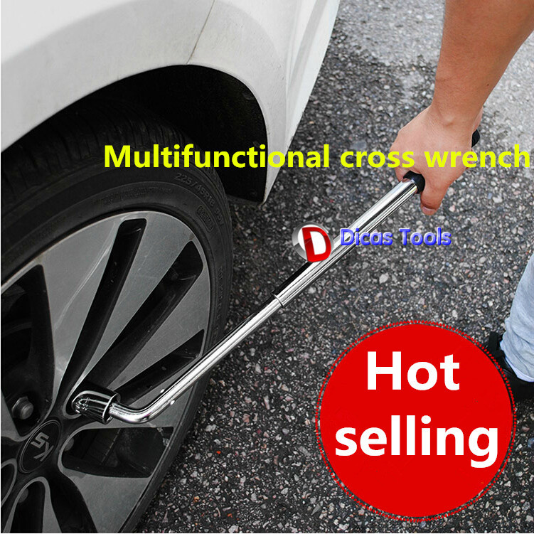 hot selling 3pcs combo automobile wheel wrench car wheel socket spanner set  цены