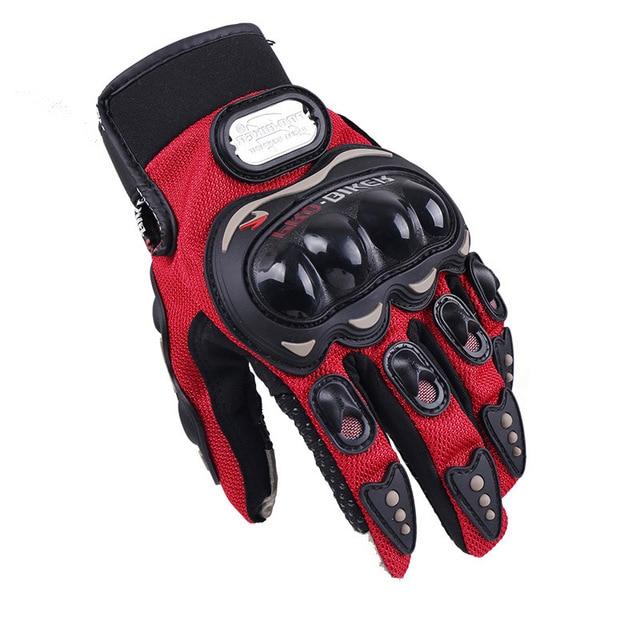 Ladies Biker Gloves 4