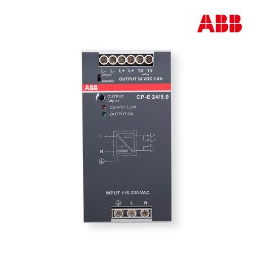 ABB switching  CP series single phase switching 24/5.0 CP-E  abb abb bje династия античная латунь накладка механизма цифрого fm радио 8215 u 8200 0 0190