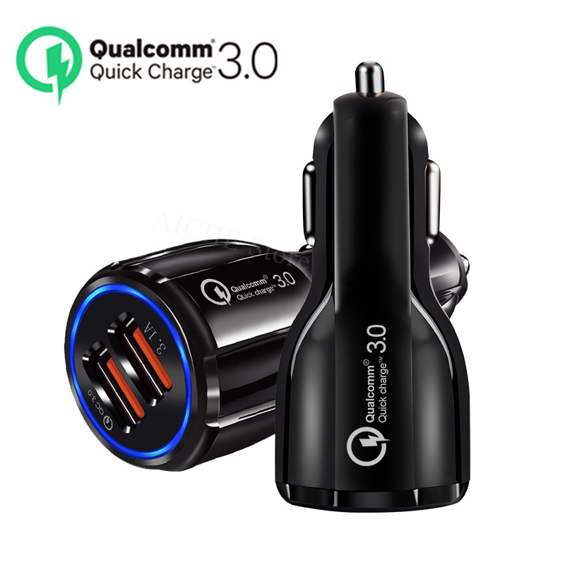 Car Phone Charger 5V 3.1A Fast Charge Accessories sticker for Mercedes Benz GLA X156 GLK X204 GL X164 X166 ML W163 W164 W166 image