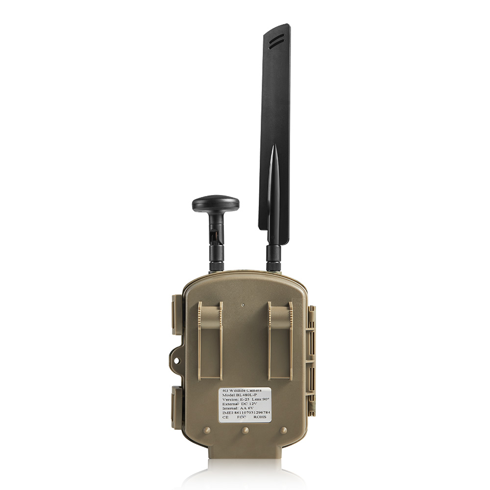 Newest GPS Hunting Camera Digital Video Camera Photo-Traps 4G FDD-LTE Hunting Trail Camera Trap Wild Camera Hunter Foto Chasses (2)