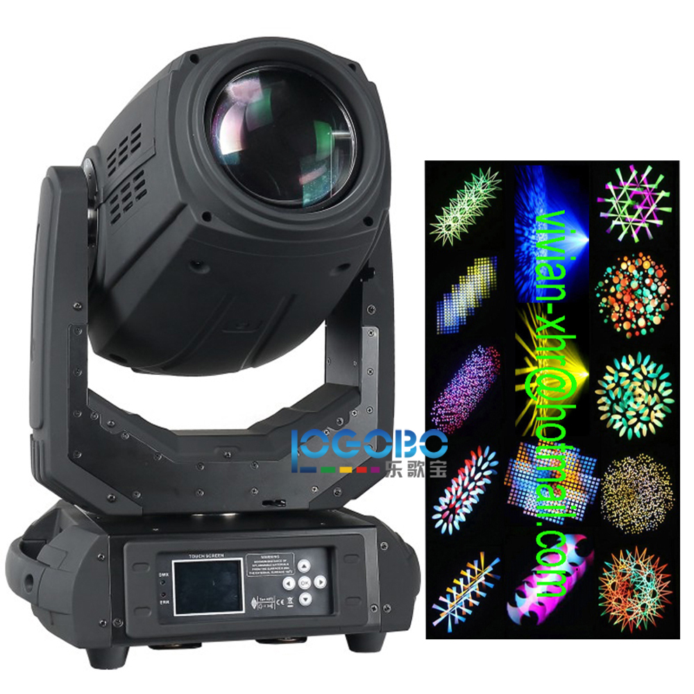 Professional Stage DJ Moving Head Lighting 280W Sharpy 10R Beam Movingheads Spot LightBeam Gobos Projector DMX Music Soundlights
