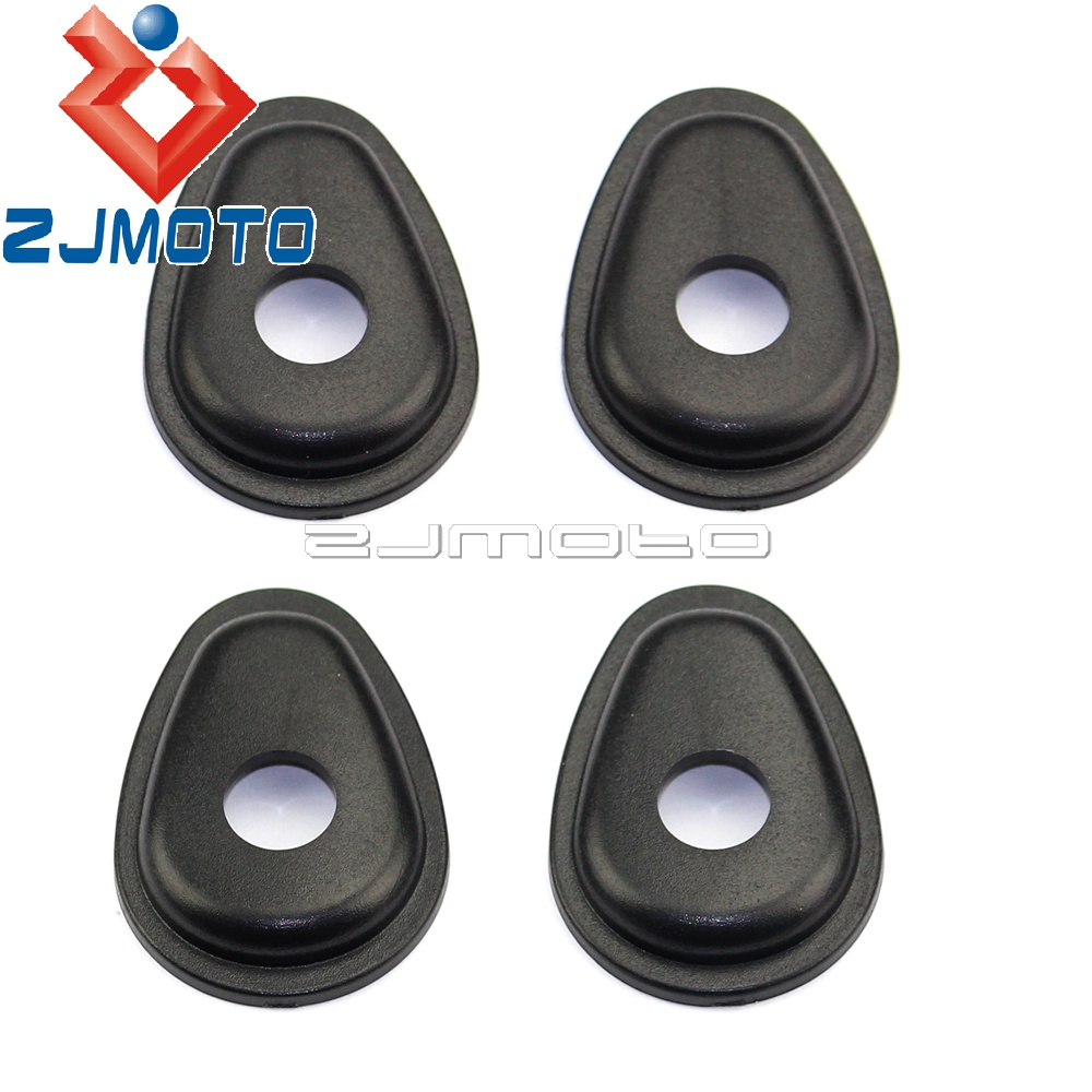 Motorcycle Turn Signals Spacers Blinker Adapter For Yamaha MT-25 MT-07 MT-09 MT-10 14-2018 MT-07 Tracer XSR700 XSR900 2016-2018