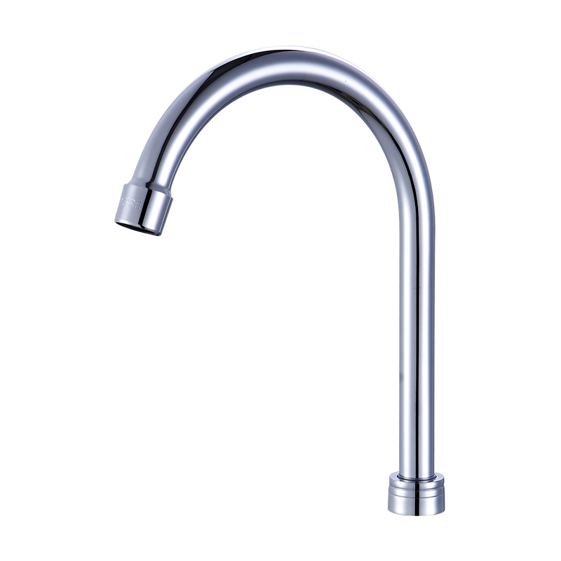 Kitchen faucet Replacement Stainless Steel Sink Faucet Spout Kitchen Sink Faucet Pipe Fittings Single Handle Connection