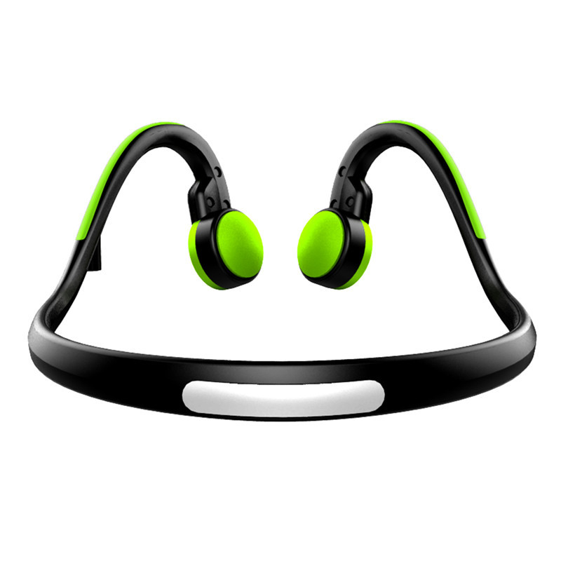 Conduction osseuse Casques Filaire Écouteurs Sports de Plein Air Bruit Annulation Mains-livraison Dans-écouteur pour Smartphone PC Auriculares