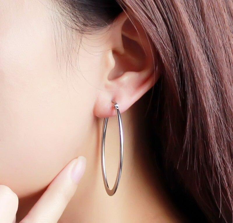 Hoop Earrings Women