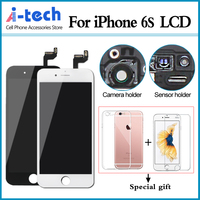 3PCS LOT For IPhone 6S LCD Original Screen Replacement Display No Dead Pixel AAA Grade