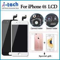3PCS LOT For IPhone 6S LCD Original Screen Replacement Display No Dead Pixel AAA Grade