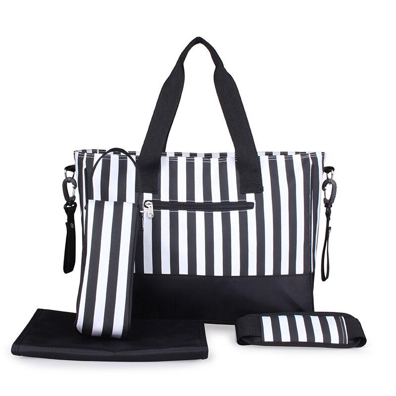Portable Diaper Bag Fashion Mummy Maternity Nappy Bag Large Capacity Baby Bag Travel Backpack Desinger Nursing Bag for Baby Care