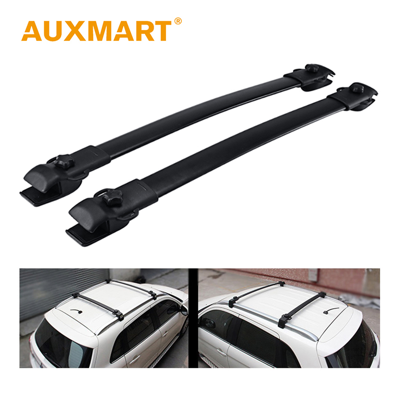 Auxmart for Toyota Sienna 2011~2017 <font><b>Car</b></font> Roof Rack Cross Bar 108cm Auto Top Roof Boxes Load Cargo Luggage Carrier bike rack