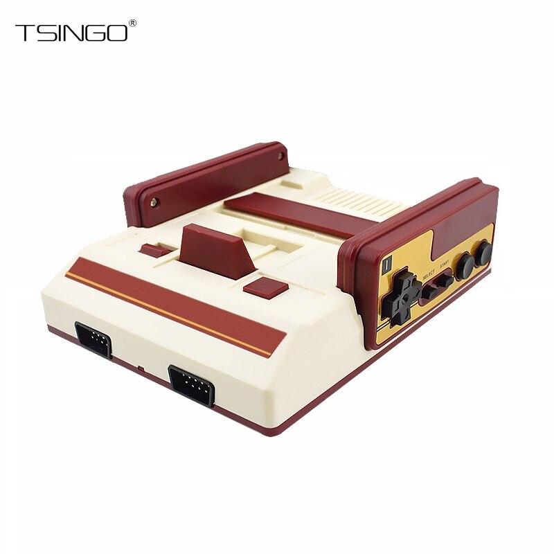 Dikdoc famille TV Consoles de jeux portables 8 bits jeu vidéo construit en 500 pas de jeux de répétition rétro Mini Console de jeu meilleur cadeau pour les enfants
