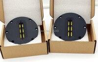 2pcs 100MM Davidlouis Audio Ribbon Tweeters Speaker 8 Ohm 30W K O HIVI RT1C