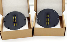 2pcs 100MM Melo david audio Ribbon Tweeters speaker 8 Ohm 30W K.O hivi RT1C(China)