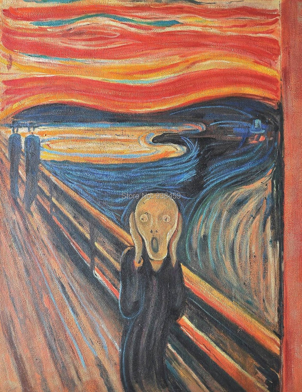Who Painted The Famous The Scream