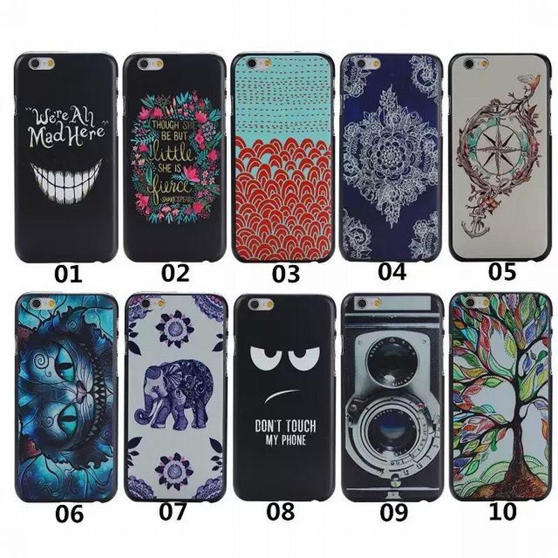 carcasa iphone 6 de dibujos