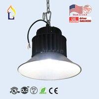 US stock 6pcs/lot led high bay lights UL DLC 100W 150W 200W LED Highbay SMD3030 AC100 277V Industrial lighting 5 years warranty