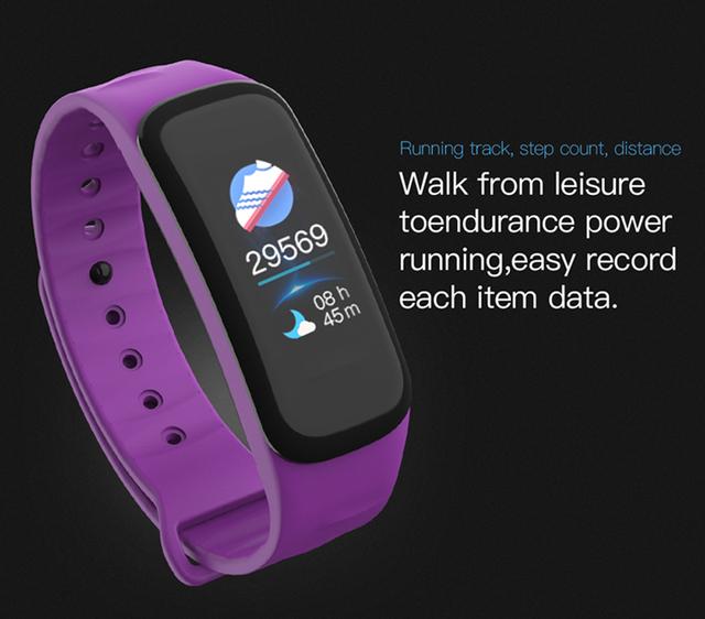 Smart Fitness Activity Bracelet