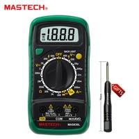 MASTECH MAS830L Pocket Size Digital Multimeters Meter Resistance AC DC Tester