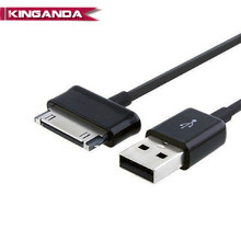 1 m 30 Pin USB Data Sync Charger Charging Cable voor Samsung Galaxy Tab 2/3 Tablet 10.1 P6800 P1000 P7100 p7300 P7500 N8000 P3100(China)