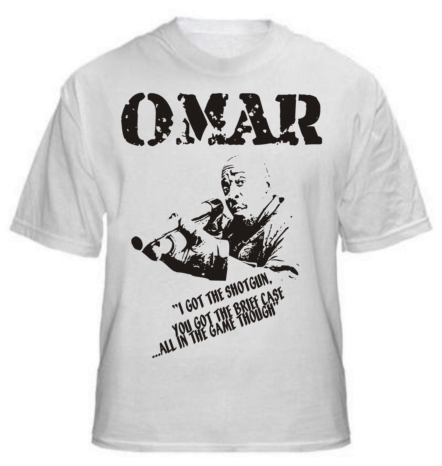 Großzügig Omar Das Drahtt Shirt Zeitgenössisch - Schaltplan Serie ...
