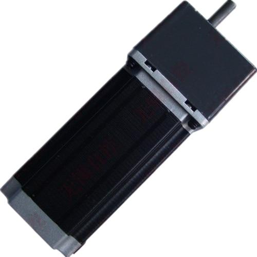 57BYG-moteur pas à pas, boîte de vitesses, Ratio 201, Nema23 L, 112mm, CNC routeur