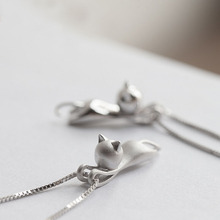 Lovely Kitten Pendant