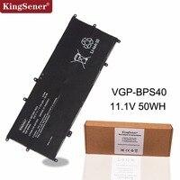 15 V 3170 mAh KingSener VGP-BPS40 Laptop Batarya SONY Vaio Flip 14A SVF14N SVF 15A SVF15N17CXB VGP-BPS40 Ücretsiz 2 yıl Garanti