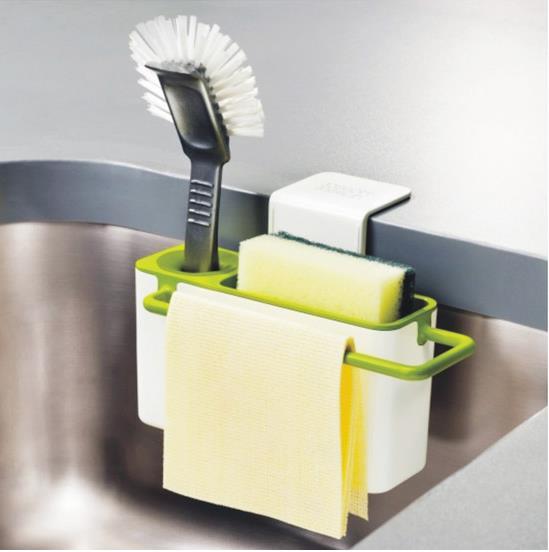 2016 Newest Sponge Holder for Mops Towel Decorative Wall Shelves ...