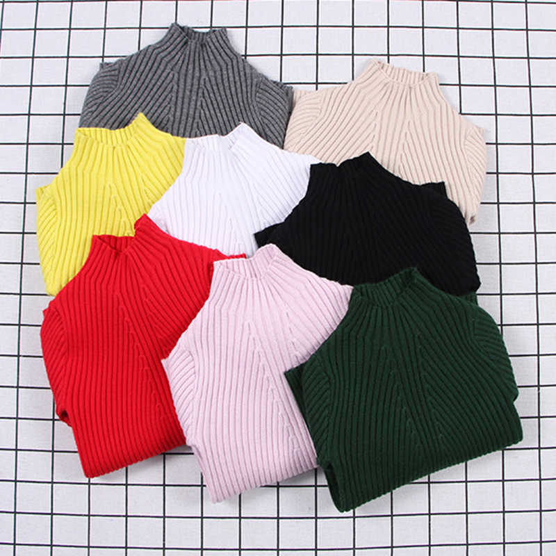 72304f932 Detail Feedback Questions about Baby Girls Ribbed Sweater 2018 Girls ...