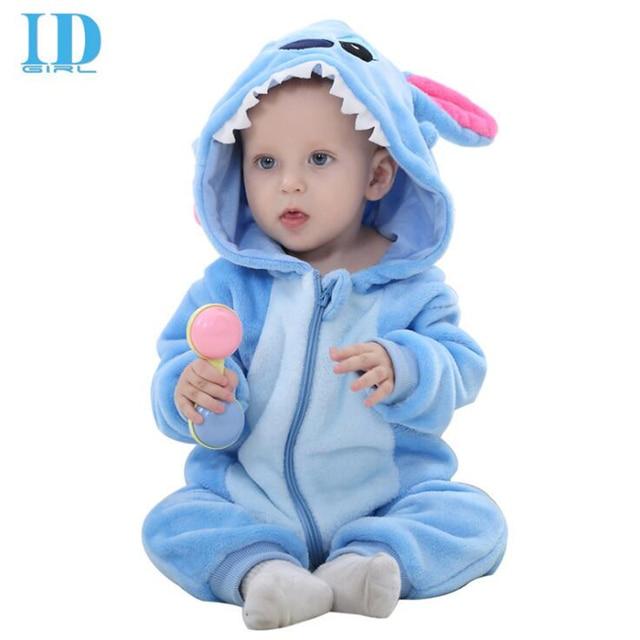 Leuke Baby Romper Jongens Meisjes Jumpsuit pasgeboren Bebe Kleding Hooded Peuter Babykleertjes Leuke Konijn Romper Kostuums