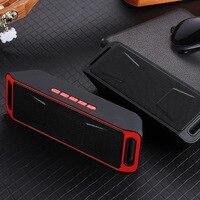 Портативный Bluetooth FM радио беспроводной динамик MP3 музыкальный плеер AM радио 3D стерео приемник наушники Поддержка AUX USB