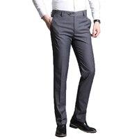 Мужские классические брюки, Классические деловые брюки, деловые брюки 38, лето 2019