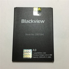 Mobile phone battery Blackview A9 battery 3000mAh High capacit Mobile Accessories Original battery for Blackview phone battery