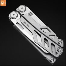 Xiaomi Huohou Multi-function Pocket Folding Knife 420J2 Stainless Steel Blade Hunting Camping Survival Tool Outdoor Indoor Use(China)