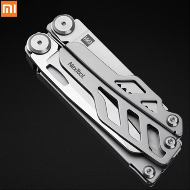 Xiaomi Huohou Multi-function Pocket Folding Knife 420J2 Stainless Steel Blade Hunting Camping Survival Tool Outdoor Indoor Use