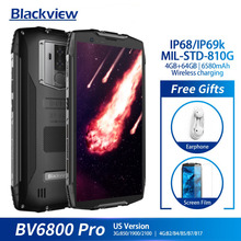 Blackview BV6800 Pro Android 8.0 Mobile Phone 5.7