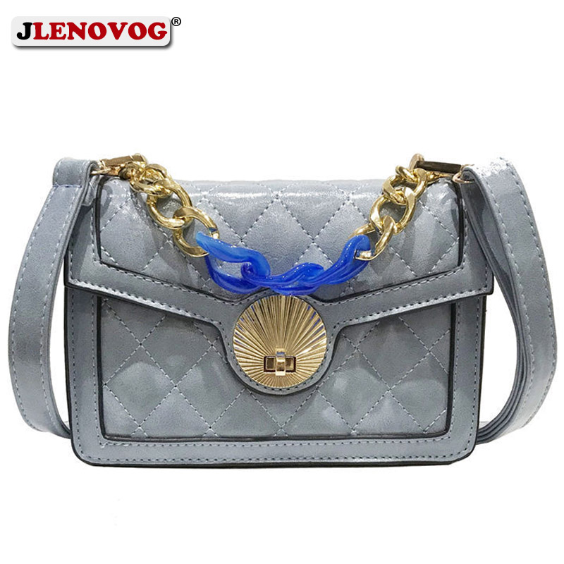 Women 39 s Designer Luxury Channels Bags Shoulder Handbag for Women Quilted Leather Crossbody Flap Bag Fashion PU Lock Tote Handbag in Top Handle Bags from Luggage amp Bags